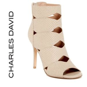 Charles By Charles David Reform Open Toe Sandal 6